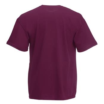 T-shirt Valueweight 165gr Adulto - Cores - tam. grandes
